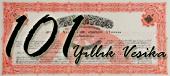 101 yıllık vesika