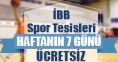 İBB Ücretsiz Spor