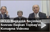 UCLG Başkanlık Seçimleri Sonrası Başkan Topbaş'ın Konuşma Videosu