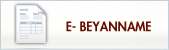 E-BEYANNAME